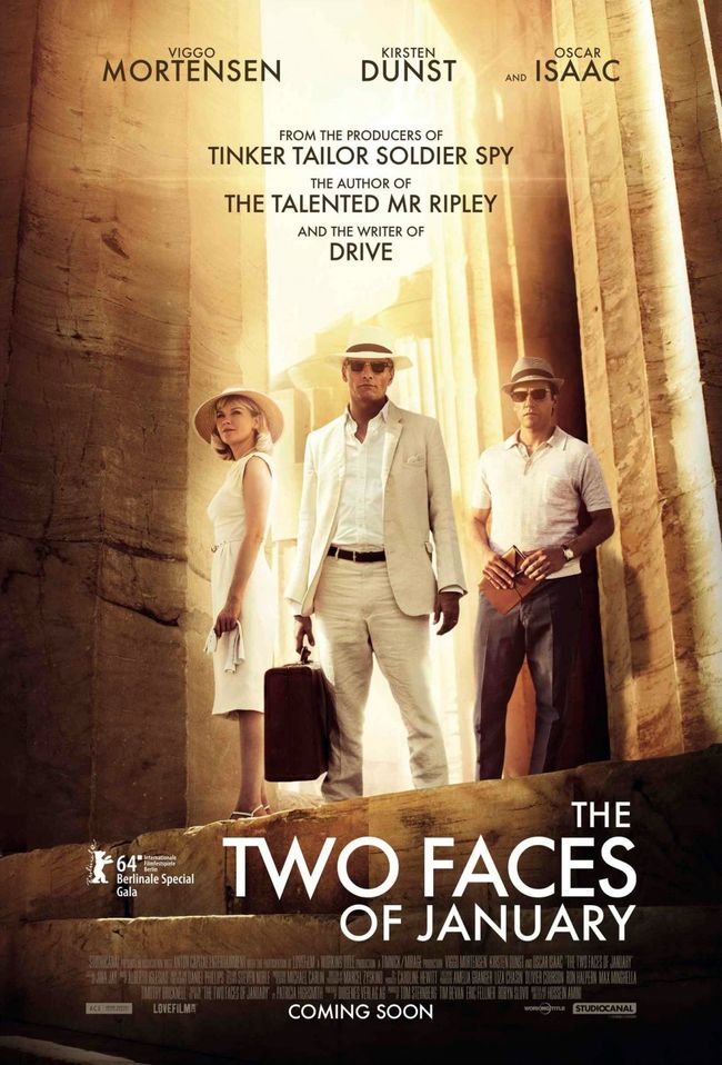 UPCOMING MOVIE PREMIERES The Two Faces of January Premiere at the Curzon Mayfair in London, May 13th 2014, www.imageamplified.com, Image Amplified