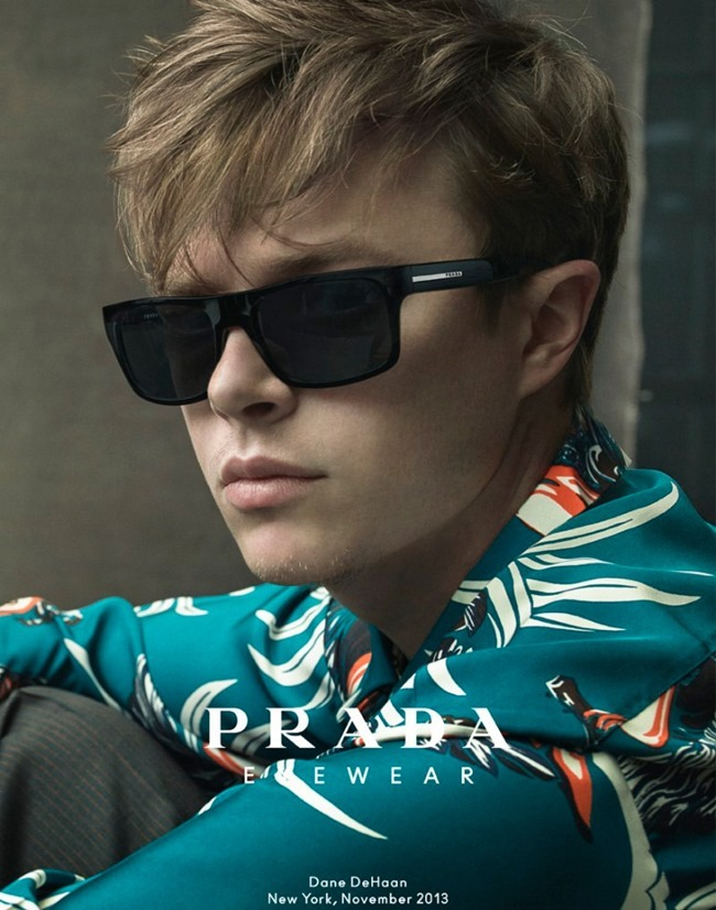 CAMPAIGN Dane DeHaan for Prada Eyewear Spring 2014 by Annie Leibovitz. www.imageamplified.com, Image Amplified (2)