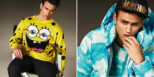 PREVIEW Sergio Carvajal for Moschino Spring 2014 by Giampaolo Sgura. www.imageamplified.com, Image Amplified (2)