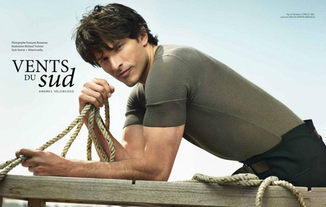 APOLLO MAGAZINE Andres Velencoso Segura by Francois Rousseau. Richard Coinnet, Spring 2014, www.imageamplified.com, Image Amplified (2)
