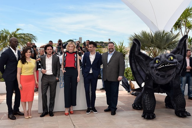 Cannes film festival coverage how to train your dragon 2 cast cannes film festival coverage how to train your dragon 2 cast photocall press conference ccuart Image collections