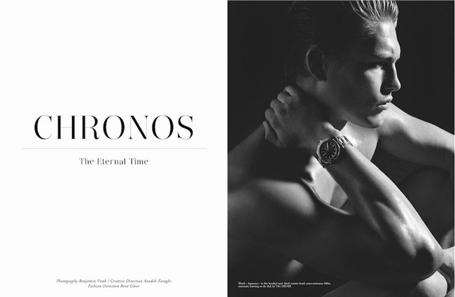 NARCISSE MAGAZINE Harry Goodwins in Chronos by Benjamin Vnuk. Rene Gloor, Spring 2014, www.imageamplified.com, Image Amplified (5)