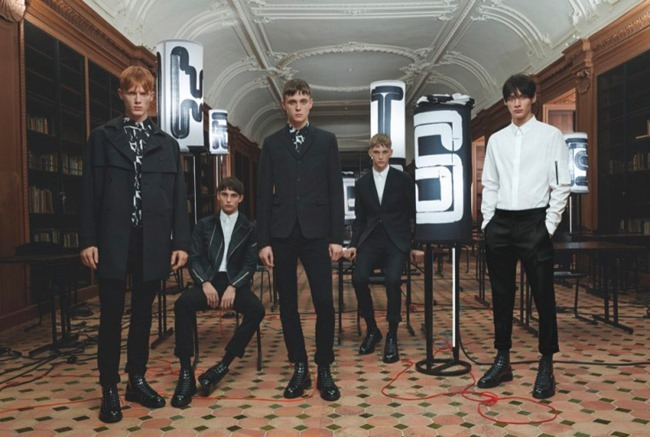 CATALOGUE Dior Homme Fall 2014 by Karim Sadli. www.imageamplified.com, Image Amplified (1)