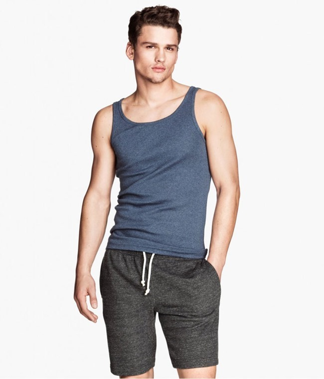 LOOKBOOK Simon Nessman for H&M Activewear Spring 2014. www.imageamplified.com, Image Amplified (3)