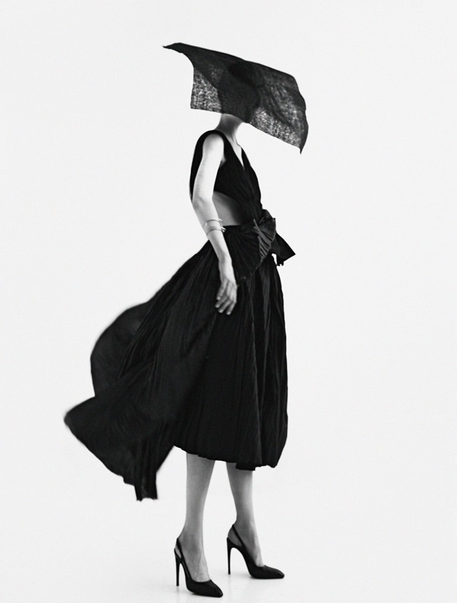 NEW YORK MAGAZINE Caroline Brasch Nielsen in Fluid Silhouettes by Oliver Stalmans. May 2014, www.imageamplified.com, Image Amplified (5)