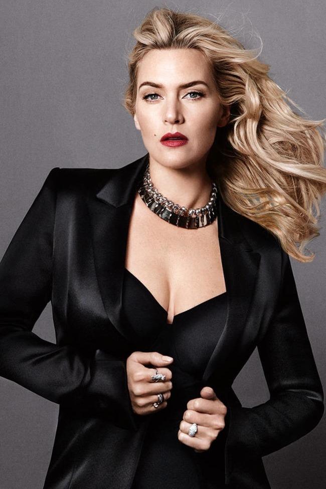 HARPER'S BAZAAR MAGAZINE Kate Winslet by Daniel Jackson. July 2014, www.imageamplified.com, Image Amplified (3)