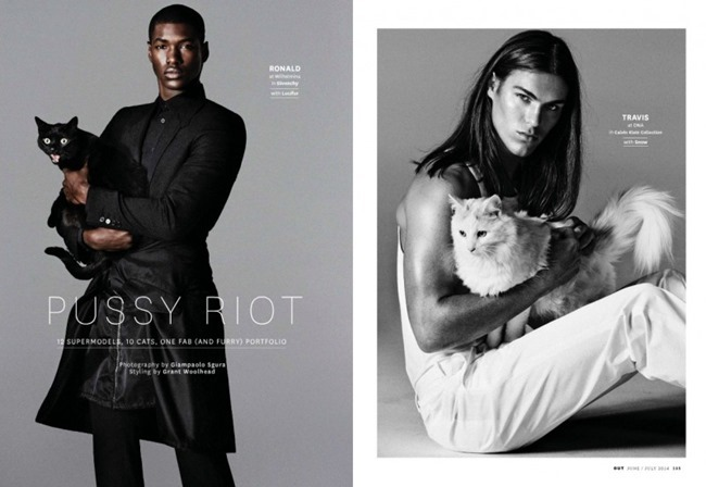 OUT MAGAZINE Pussy Riot by Giampaolo Sgura. Grant woolhead, Spring 2014, www.imageamplified.com, Image Amplified (1)
