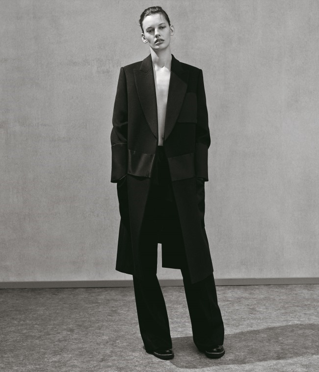 WSJ MAGAZINE Amanda Murphy in A Soft Touch Ease Into Fall With Light Coats by Josh Olins. Clare Richardson, Spring 2014, www.imageamplified.com, Image Amplified (2)