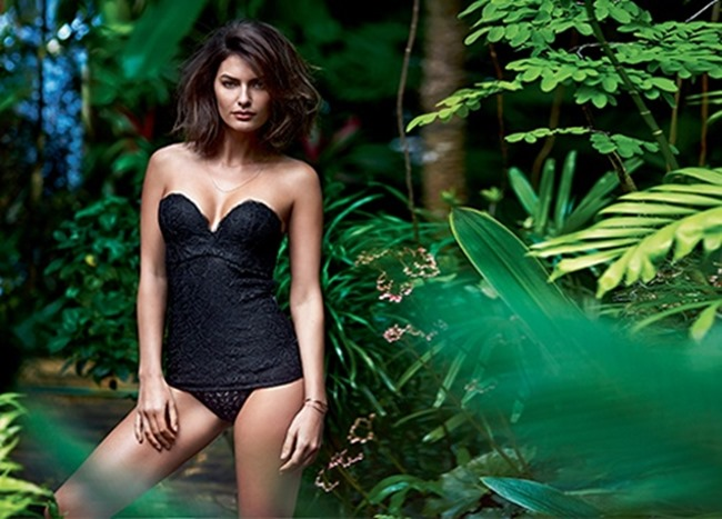 CAMPAIGN Alyssa Miller for Intimissimi Summer Lingerie 2014 by David Bellemere. www.imageamplified.com, Image Amplified (4)