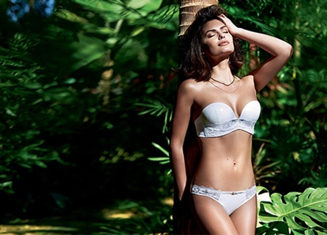 CAMPAIGN Alyssa Miller for Intimissimi Summer Lingerie 2014 by David Bellemere. www.imageamplified.com, Image Amplified (1)