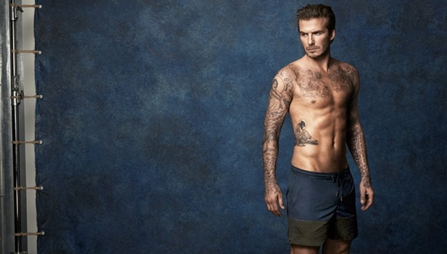 CAMPAIGN David Beckham for David Beckham Bodywear Swimwear Summer 2014. www.imageamplified.com, Image Amplified (2)