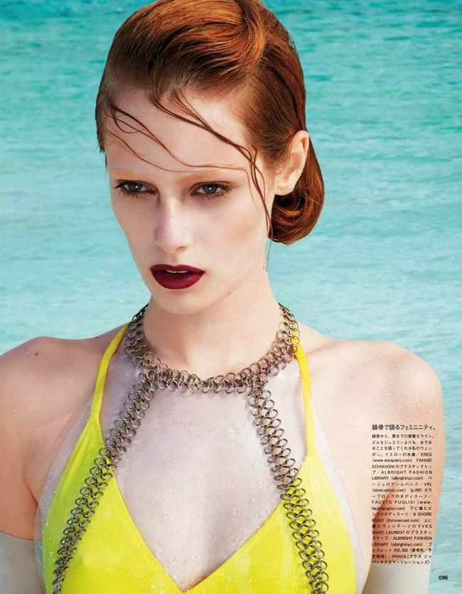 VOGUE JAPAN Thairine Garcia in Miracle Body by Francois Nars. Patti Wilson. July 2014, www.imageamplified.com, Image amplified (7)