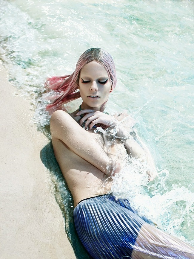 NUMERO TOKYO Lexi Boling in Sirene by Lauie Bartley. Felipe Mendes, July 2014, www.imageamplified.com, Image Amplified (2)