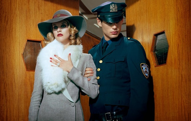 NUMERO TOKYO Julia Frauche by Miles Aldridge. Irina Marie, August 2014, www.imageamplified.com, Image Amplified (5)