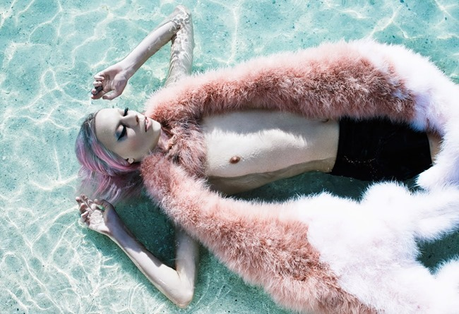 NUMERO TOKYO Lexi Boling in Sirene by Lauie Bartley. Felipe Mendes, July 2014, www.imageamplified.com, Image Amplified (4)