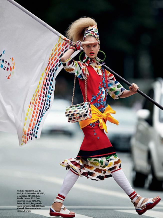 VOGUE BRAZIL Elisabeth Erm in Dando Bandeira by Zee Nunes. Pedro Sales, June 2014, www.imageamplified.com, Image Amplified (3)