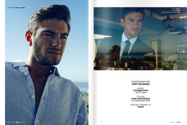 BELLO MAGAZINE Stefan in Afternoon Delight by Stef Veldhuis. Ryan Forster, Summer 2014, www.imageamplified.com, Image amplified (5)