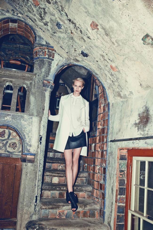 BERGDORF GOODMAN MAGAZINE Aymeline Valade by Arnaud Pyvka. Emma Sanchez, Pre-Fall 2014, www.imageamplified.com, Image Amplified (4)