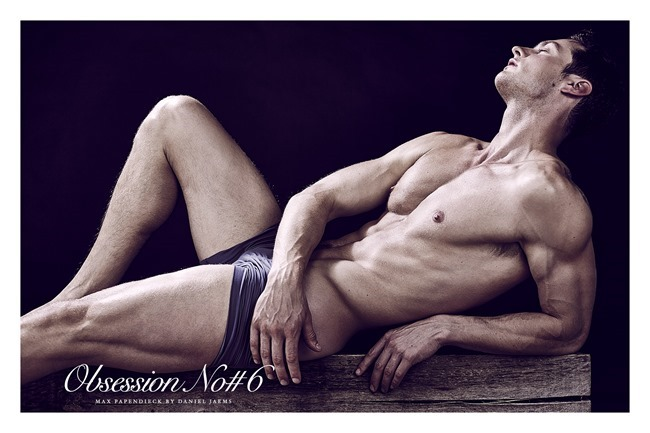 MASCULINE DOSAGE Max Papendieck in Obsession No #6 by Daniel Jaems. Summer 2014, www.imageamplified.com, Image Amplified (1)