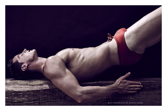 MASCULINE DOSAGE Max Papendieck in Obsession No #6 by Daniel Jaems. Summer 2014, www.imageamplified.com, Image Amplified (7)