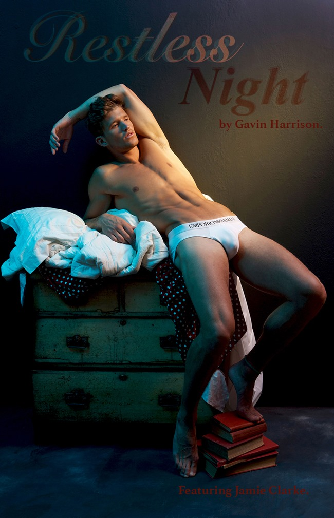 MIAMI LIVING MAGAZINE Jamie Clarke in Restless Night by Gavin Harris. Summer 2014, www.imageamplified.com, Image amplified (10)