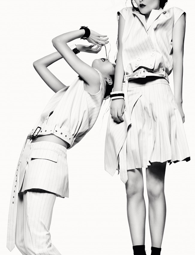 NUMERO MAGAZINE Sung Hee Kim & JiHye Park by Greg Kadel. Bill Mullen, Summer 2014, www.imageamplified.com, Image Amplified (8)