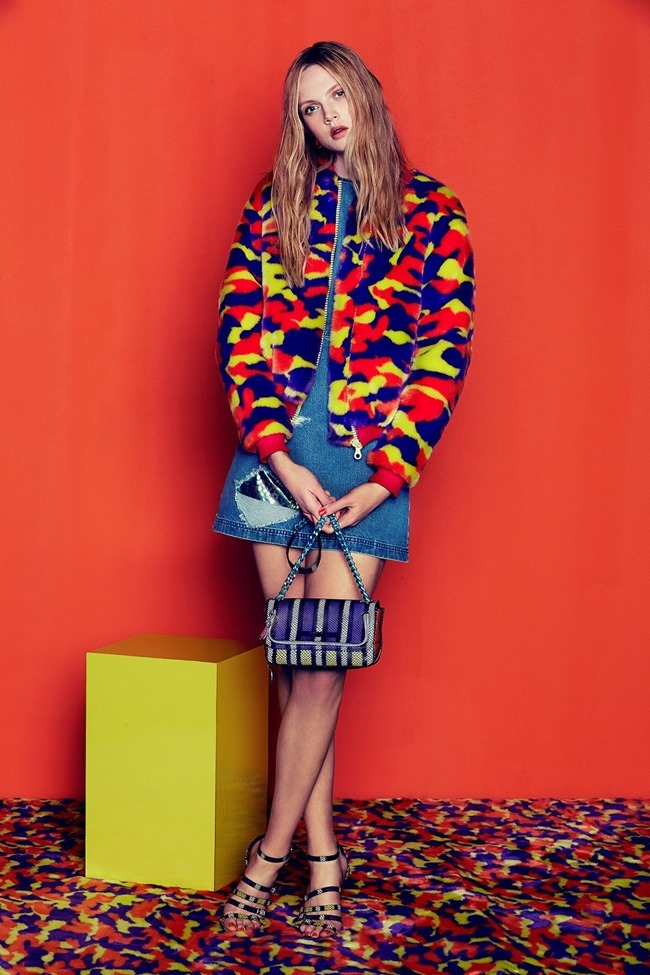 COLLECTION Josefin Gustafsson & Holly Rose for House of Holland Resort 2015. www.imageamplified.com, Image amplified (7)