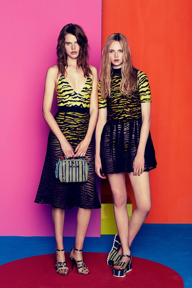 COLLECTION Josefin Gustafsson & Holly Rose for House of Holland Resort 2015. www.imageamplified.com, Image amplified (11)