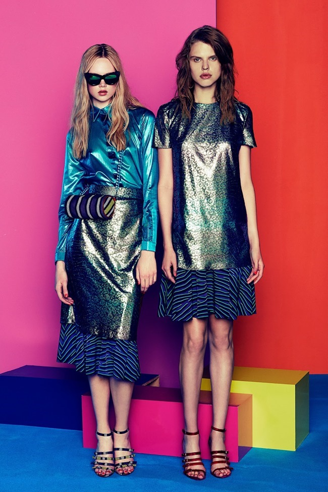 COLLECTION Josefin Gustafsson & Holly Rose for House of Holland Resort 2015. www.imageamplified.com, Image amplified (28)