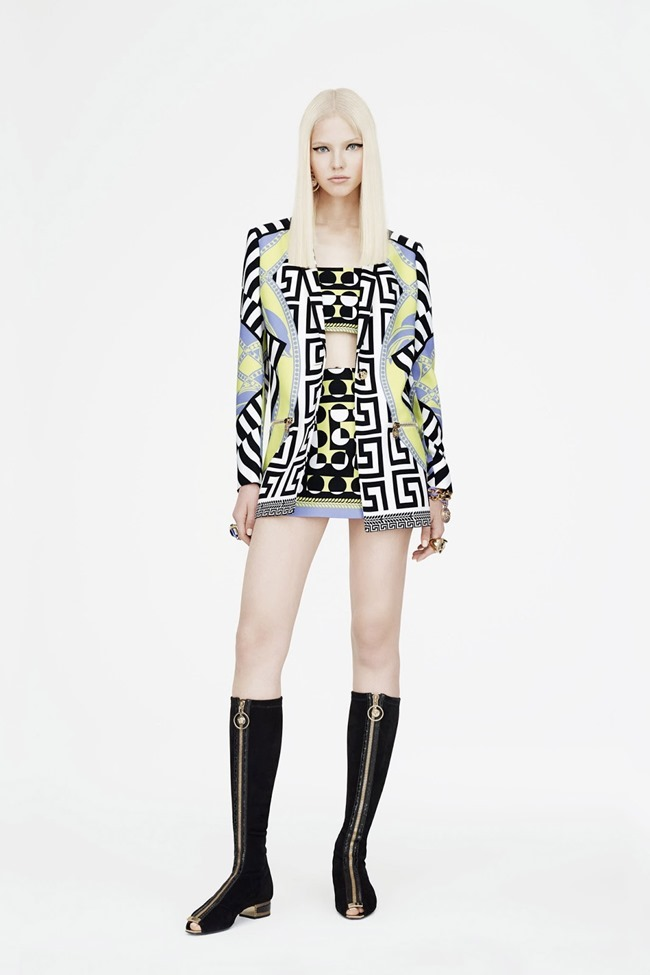 COLLECTION Sasha Luss for Versace Resort 2015. www.imageamplified.com, Image Amplified (26)
