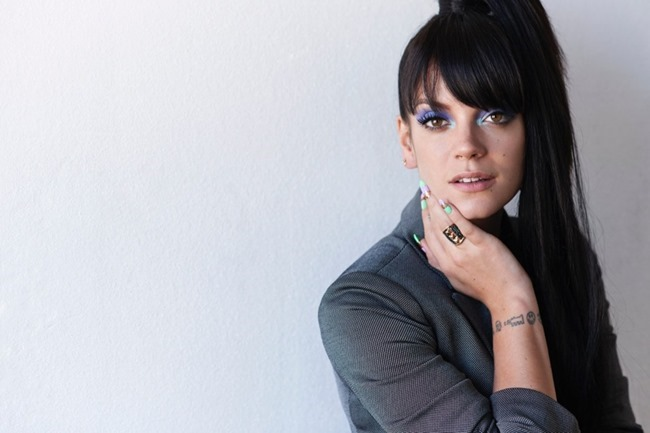 S MODA MAGAZINE Lily Allen by Eric Guillemain. May 2014, www.imageamplified.com, Image Amplified (5)