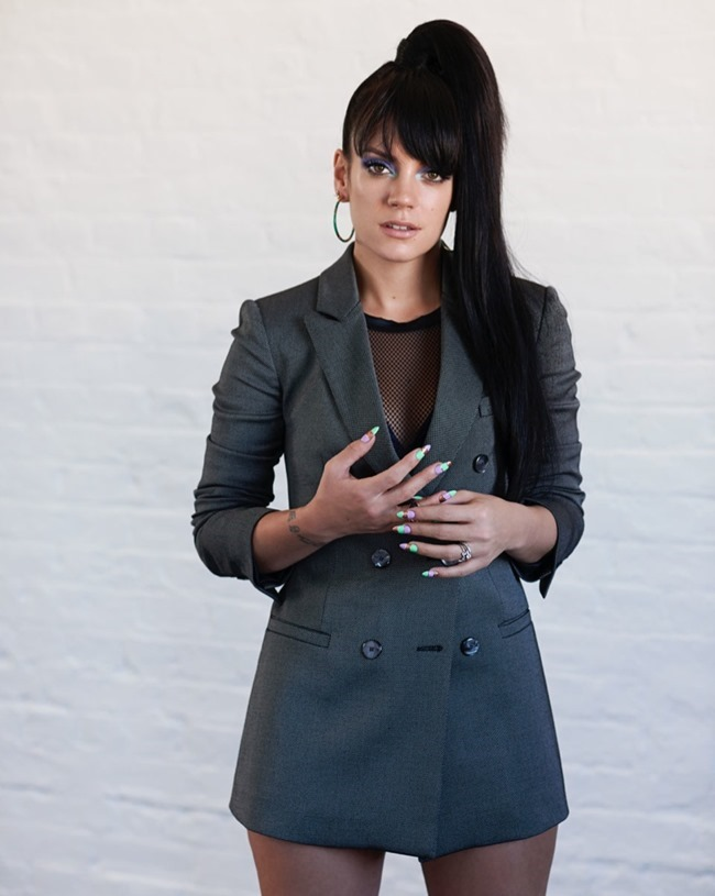 S MODA MAGAZINE Lily Allen by Eric Guillemain. May 2014, www.imageamplified.com, Image Amplified (7)