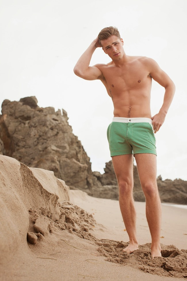 CAMPAIGN Edward Wilding for Mr Turk Summer 2014. www.imageamplified.com, Image Amplified (7)