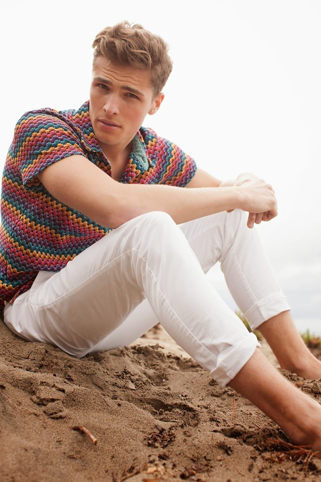 CAMPAIGN Edward Wilding for Mr Turk Summer 2014. www.imageamplified.com, Image Amplified (13)
