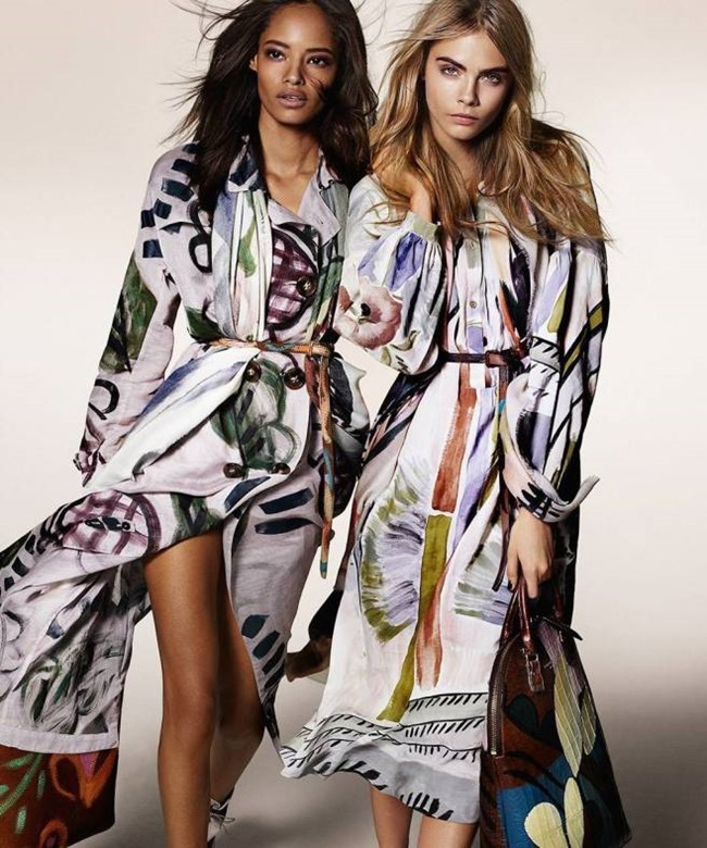 CAMPAIGN Burberry Fall 2014 by Mario Testino. www.imageamplified.com, Image Amplified (2)