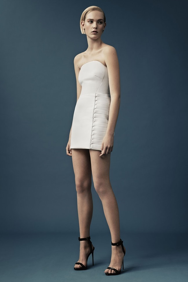 COLLECTION Charlene Hogger for Mugler Resort 2015. www.imageamplified.com, Image Amplified (2)