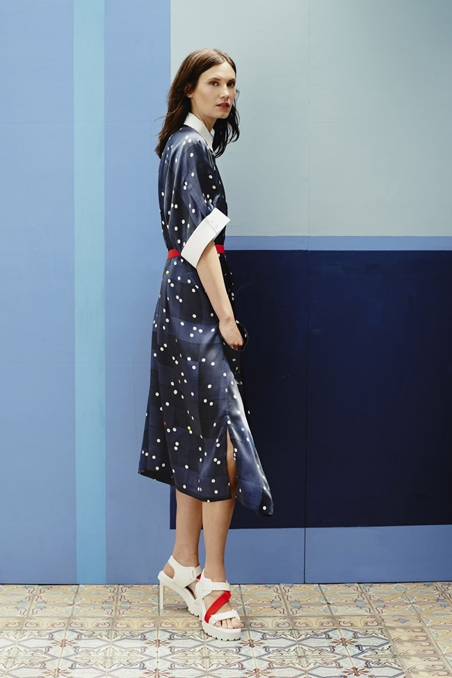 COLLECTION Drake Burnette for Preen by Thornton Bregazzi Resort 2015. www.imageamplified.com, Image Amplified (13)