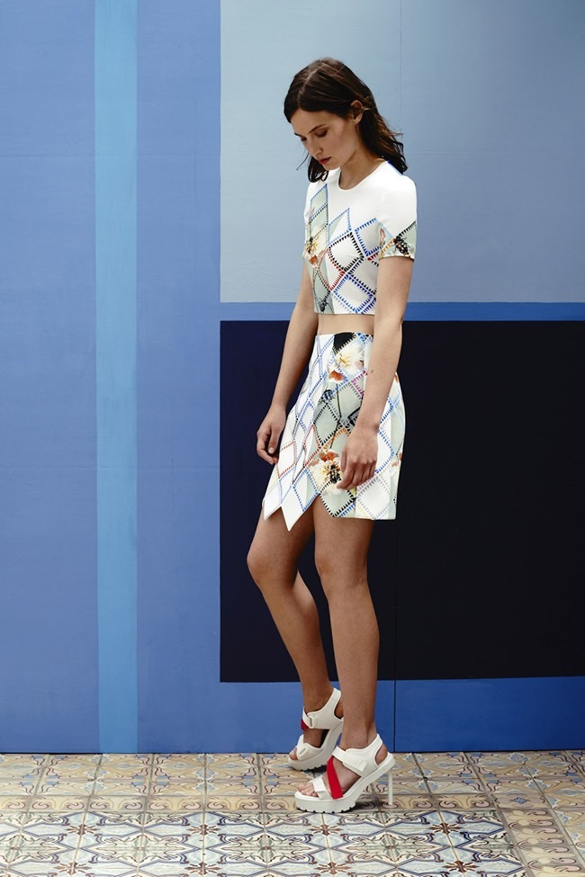 COLLECTION Drake Burnette for Preen by Thornton Bregazzi Resort 2015. www.imageamplified.com, Image Amplified (22)