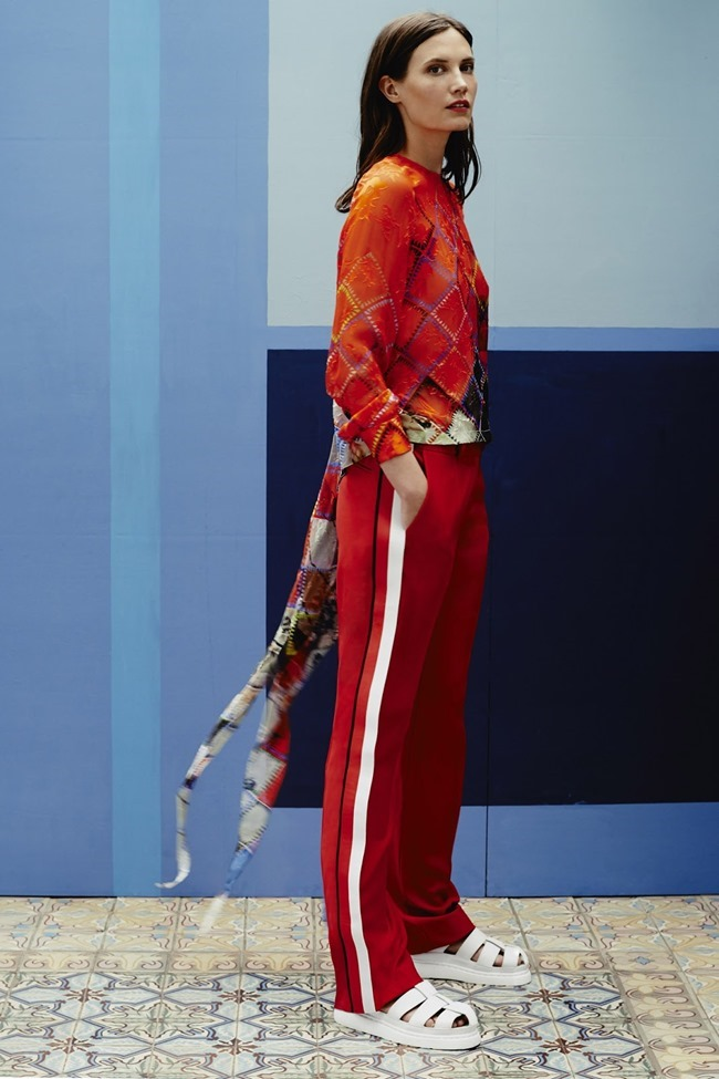 COLLECTION Drake Burnette for Preen by Thornton Bregazzi Resort 2015. www.imageamplified.com, Image Amplified (24)