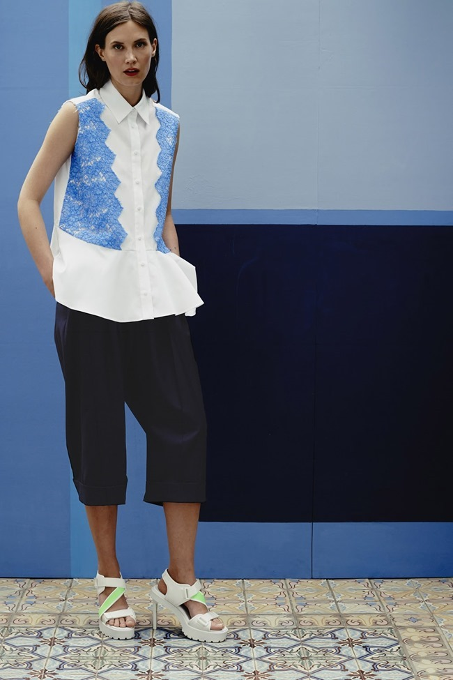 COLLECTION Drake Burnette for Preen by Thornton Bregazzi Resort 2015. www.imageamplified.com, Image Amplified (29)