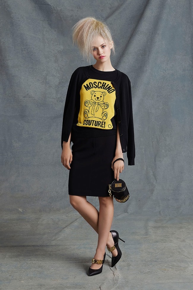 COLLECTION Charlotte Free for Moschino Resort 2015. www.imageamplified.com, Image Amplified (39)