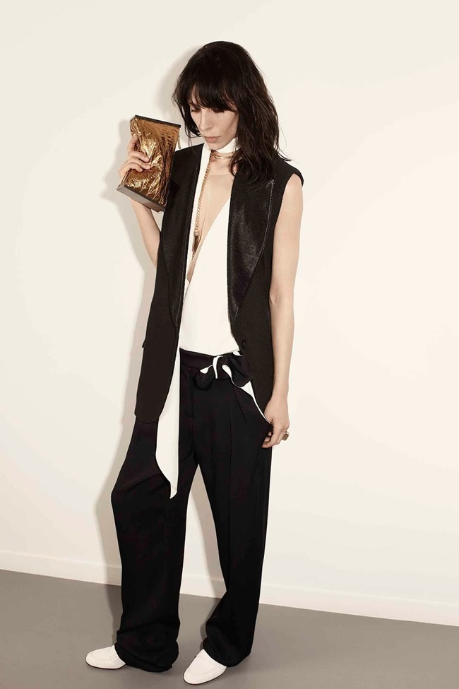 COLLECTION Jamie bochert & Annely Bouma for Lanvin Resort 2015. www.imageamplified.com, Image Amplified (1)