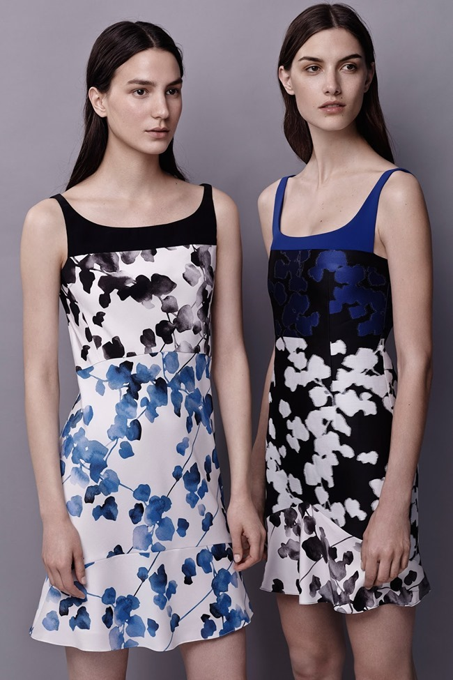 COLLECTION Ronja Furrer & Mijo Mihaljcic for Narciso Rodriguez Resort 2015. www.imageamplified.com, Image Amplified (2)