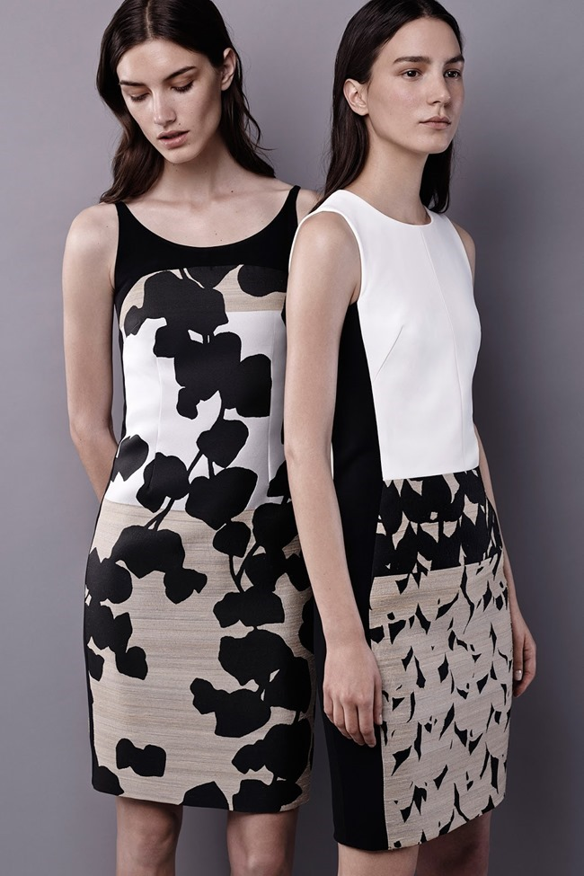 COLLECTION Ronja Furrer & Mijo Mihaljcic for Narciso Rodriguez Resort 2015. www.imageamplified.com, Image Amplified (5)