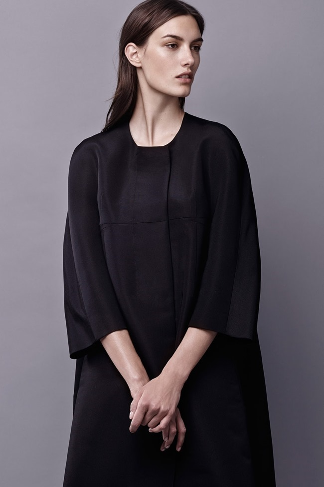 COLLECTION Ronja Furrer & Mijo Mihaljcic for Narciso Rodriguez Resort 2015. www.imageamplified.com, Image Amplified (8)