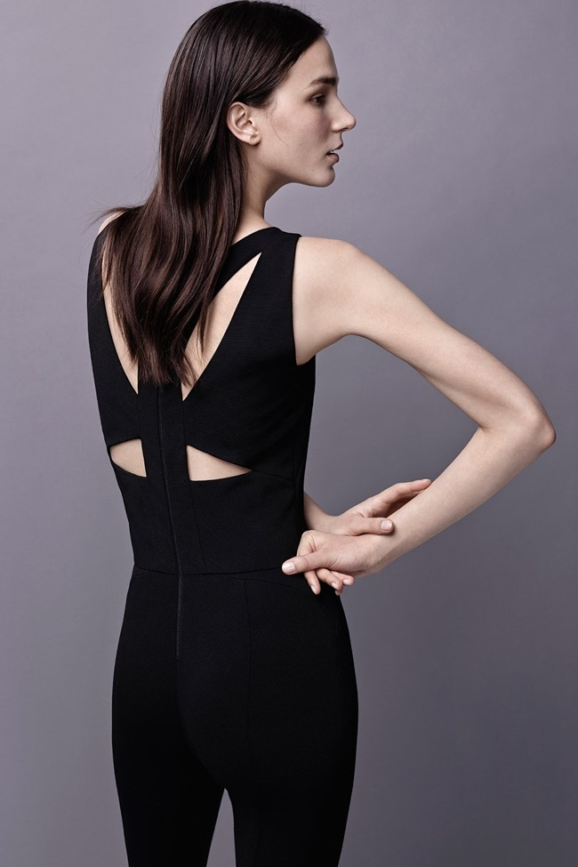 COLLECTION Ronja Furrer & Mijo Mihaljcic for Narciso Rodriguez Resort 2015. www.imageamplified.com, Image Amplified (10)