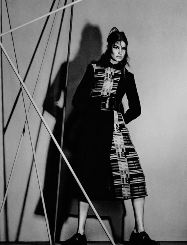VOGUE GERMANY Ophelie Guillemand by Sebastian Kim. Katie Mossman, July 2014, www.imageamplified.com, Image Amplified (7)