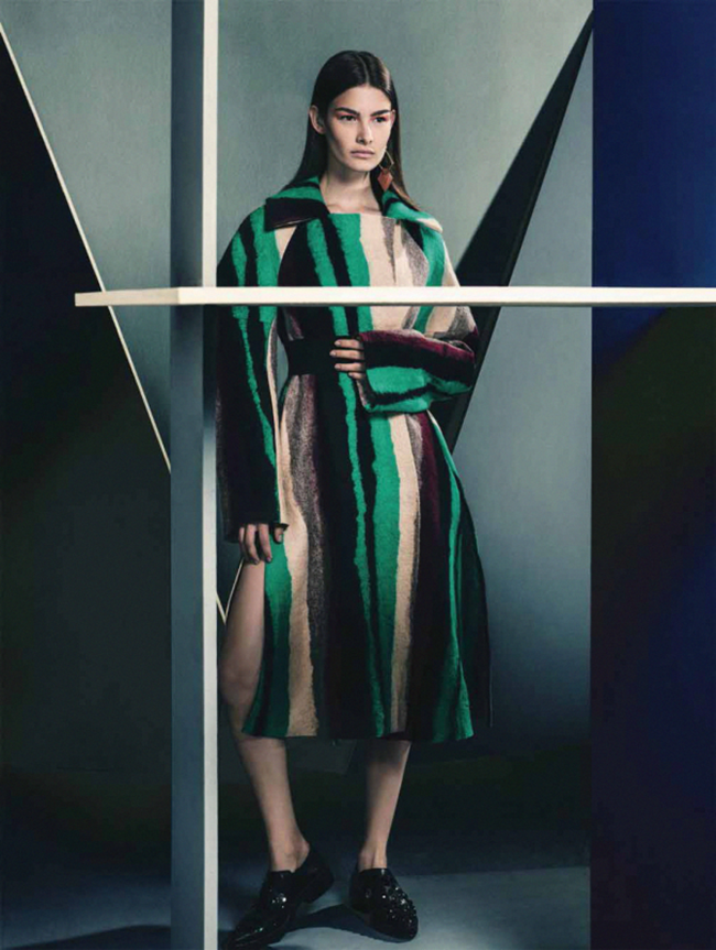 VOGUE GERMANY Ophelie Guillemand by Sebastian Kim. Katie Mossman, July 2014, www.imageamplified.com, Image Amplified (13)