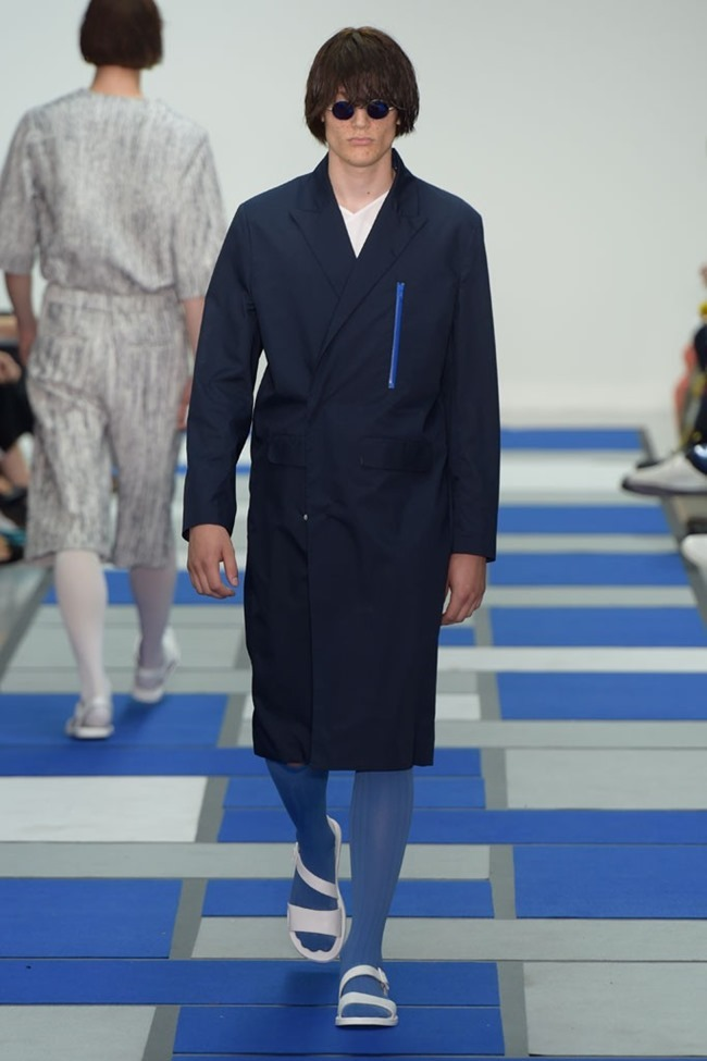 LONDON COLLECTIONS MEN Agi & Sam Spring 2015. www.imageamplified.com, Image Amplified (3)