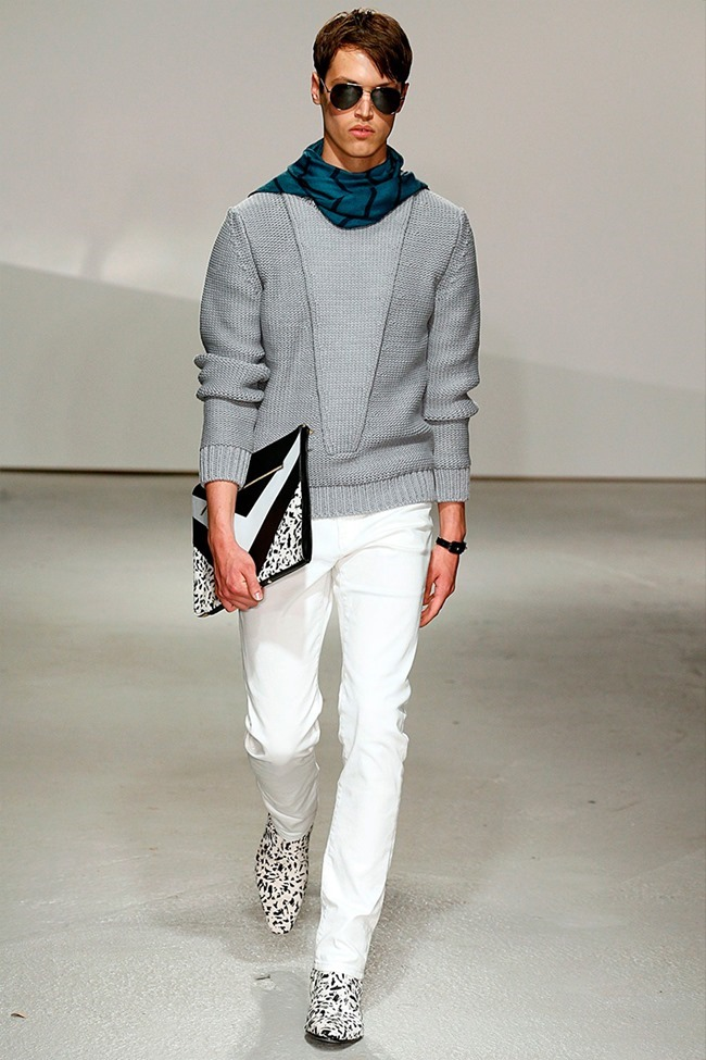 LONDON COLLECTIONS MEN Kent & Curwen Spring 2015. www.imageamplified.com, Image Amplified (12)